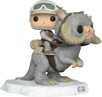 Funko - POP Deluxe: Star Wars- Luke on Taun Taun Brand New In Box