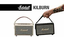 Marshall Kilburn Portable Wireless Bluetooth Stereo Speaker Audio 3.5mm Jack