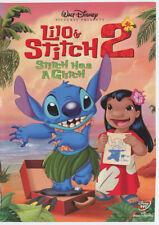 WALT DISNEY'S - LILO & STITCH 2 - STITCH HAS A GLITCH - 2005 DVD