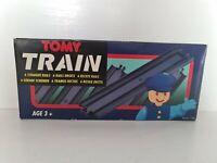6x Straight Rails Vintage TOMY TRAIN trackmaster thomas tank engine