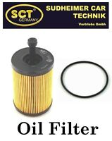 VW SEAT SKODA FORD AUDI MISUBISHI Oil Filter SCT Germany SH4771P