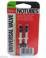 Stan's NoTubes Universal 35 mm Presta Valve Stem, Set of 2
