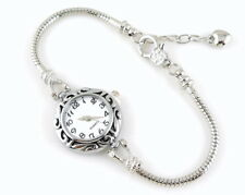 Charm Watch Style Bracelet Fit European Bead 20cm WP14