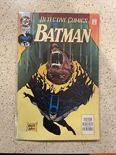 Detective Comics #658 + Second Printing Variant (1993) DC Batman