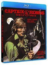 Martello Editition Captain Kronos Cacciatore Vampiri Horst Janson Hunter Blu-Ray