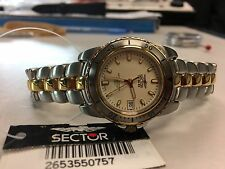 Sector ladies Swiss made watch sapphire crystal
