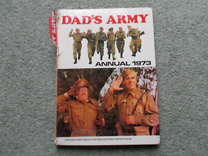 Dad's Army Annual 1973 - Authorised Edition Based on the Funny Television Series