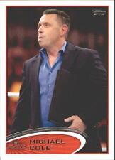 2012 Topps WWE #43 Michael Cole