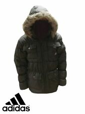 adidas Zip Hooded Parkas for Men