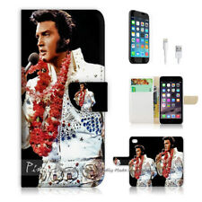 ( For iPhone 8 Plus / iPhone 8+ ) Case Cover P0133 Elvis Presley