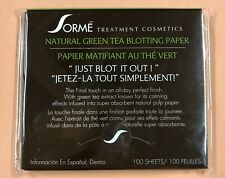 """""""Blot it out"""" Blotting Paper, for facial skin (quick fix for oily spots)"""