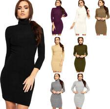 Vestiti da donna multicolore corto, mini acrilici
