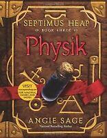 Septimus Heap, Book Three: Physik von Sage, Angie   Buch   Zustand akzeptabel