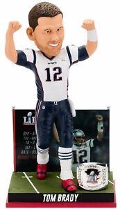 Tom Brady New England Patriots Super Bowl Special Edition - 5th Win Bobblehead