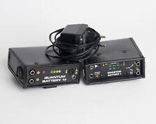 Quantum Battery 1+ und Battery 1 mit Ladegerät