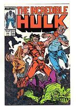Incredible Hulk Vol 1 No 330 Apr 1987 (VFN+) Marvel, 1st Todd McFarlane art