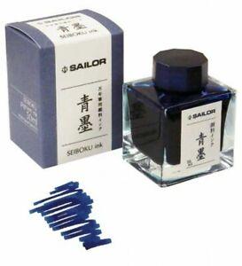 Sailor SEIBOKU Pigment Bottle Ink for Fountain Pen 50ml 13-2002-242