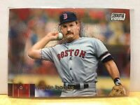 2020 Topps Stadium Club Chrome WADE BOGGS #307 Boston Red Sox 🔥🔥