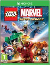 Lego Marvel Super Heroes (Xbox One) Nuevo y Sellado