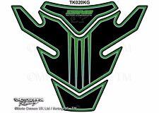Kawasaki ZZR1400 2006 - 2016 Motorcycle Tank pad Protector Motografix 3D Tankpad