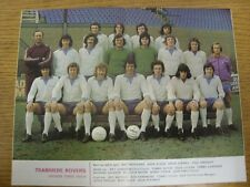 1973/1974 Football League Review: Vol 8 No 34 - Colour Picture - Tranmere Rovers