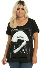 Torrid LADY GAGA FAME MONSTER Girls Women's Plus Size T-Shirt NEW 100% Authentic