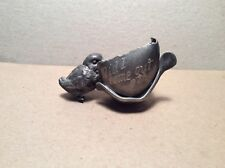 Vintage Pewter Bird - Did I Come Out O' That ?