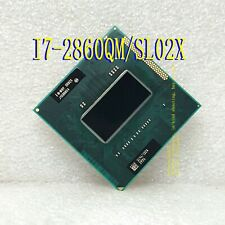 Intel Core i7 2860QM Quad Core 8M 2.5GHz Socket G2 Notebook Processor