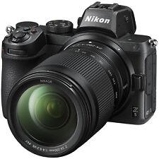 Nikon Z5 Full Frame Mirrorless Camera Body FX 4K + 24-200mm F4-6.3 VR Lens Kit 1