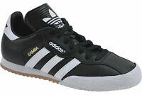 Adidas Originals Mens Womens Trainers Super Samba Suede Shoes Retro Sneakers