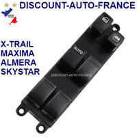 interrupteur bouton leve vitre NISSAN MAXIMA NISSAN X-TRAIL ALMERA 254014M500