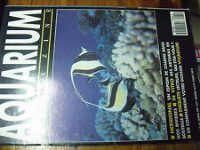 µ? Revue Aquarium Magazine n°61 Artemias en bouteille Le Maure Barbus Oligolepis