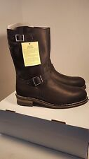 New in Box MASON Men's Size 12D #971 Leather Engineer's Biker Work Boot 12""