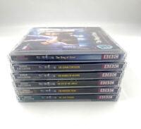 Doctor Who Audio Cd Books Bundle x 6 VGC Read By Matt Smith