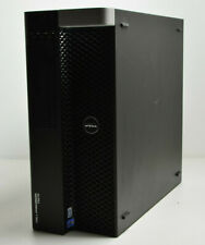 Dell Precision T5610 2x E5-2637v2 3.5GHz QC 32GB NVS 510 Workstation