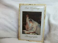"""Our Wedding"" Photo Album - Accordion Style - Suitable for 6"" x 4"" Photos"