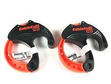 Cable Cuff PRO Medium Adj & Reusable (2 Pack) CFMP030808 NEW! H1