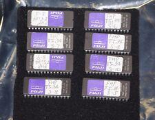 Lot of 8 HITACHI HN27512G-25 HN27512G IC 28Pin DIP EPROM 12.5V - TESTED