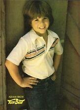 """Adam Rich - Leif Garrett - Eight is Enough - 11"""" x 8"""" Pinup Mini-Poster"""