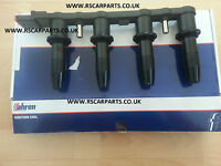 OPEL VAUXHALL ASTRA 1.6 1.8 16v IGNITION COIL PACK NEW 2 Year Warranty