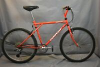 """1993 GT All Terra Outpost MTB Bike Large 20.5"""" Hardtail Chromoly Steel Charity!!"""