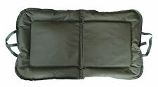 "MDI Carp Fishing Beanie Padded Folding Unhooking Mat Size 110cm x 70cm (43x27"")"