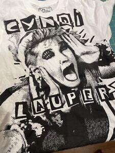 Cyndi Lauper Shirt - Size XS