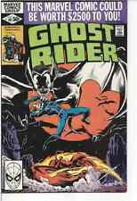 Marvel Comics Group! Ghost Rider! Issue 48!