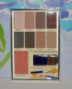 ESTEE LAUDER Petal Desire Blushing Natural Cheekcolor With 8 EyeShadows