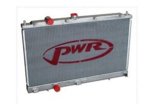 PWR5100 - FIT FORD Falcon BA, BF 55MM Radiator - suit Manual