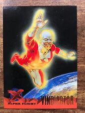 1995 Fleer Ultra X-Men Card #57 Vindicator Alpha Flight NM/MT