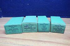 HORNBY PREWAR #50 WAGON EMPTY GREEN BOXES X 4 578954