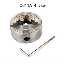ZHOUYU Z011A 4 Jaw Lathe Chuck 50mm for All DIY Woodworking Machine 6in1/Z20002M