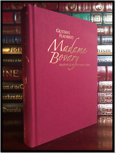 Madame Bovary Illustrated by R. Lindner New Deluxe Cloth Bound Gift Hardcover